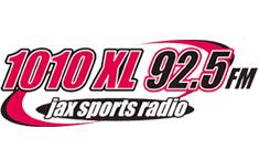 1010 XL 92.5 FM Jax Sports Radio