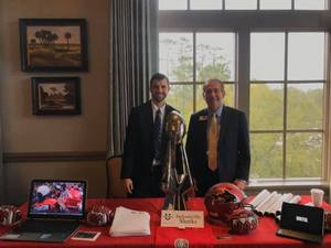 <p> 	January 25, 2020, North Florida Career Fair - The Sharks entertained the North Florida Career Fair hosted by the PGA Tour at TPC Sawgrass. </p>