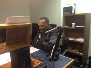 <p> March 14, 2018, 1010 XL Sports Radio - Sharks Head Coach Siaha Burley came into 1010 XL Sports Radio.</p>