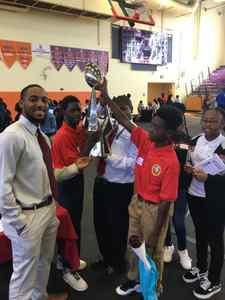 <p> February 27, 2019, Sports Career Fair - The Sharks attended the 3rd Annual Jax Sports Charities Sports Career Fair at Edward Waters College.</p>