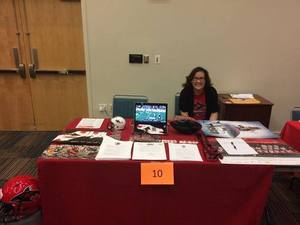 <p> February 22, 2017, UNF Communications Job Fair - The Sharks attended the UNF Communications Job Fair</p>