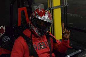 <p> July 3, 2017, Autobahn Race Track - The Sharks Players enjoyed pre-July 4th events together showing their competitive side in a different setting.</p>