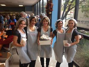 <p> November 23, 2016, Feed the Homeless at City Rescue Mission - The Attack Dance Team helped prepare Thanksgiving meals to the homless at the City Rescue Mission in Downtown Jacksonville.</p>