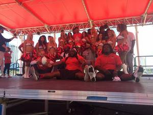 <p> July 15, 2017, Championship Celebration - The Sharks Players, Coaches, and Chum hosted a celebration after the Sharks defeat Columbus to win the 2017 NAL Championship.</p>