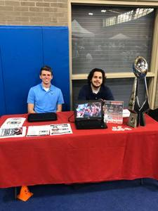 <p> March 6, 2020 FSCJ South Campus - The Sharks came out to the Jacksonville Science Festival at FSCJ South Campus to meet young and inspiring students who look to make a difference in the science & health industry.</p>
