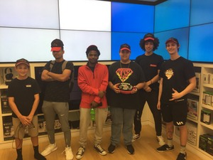 <p> Congrats to the Sharks Fans that won our Friday Sharks Fortnite Tournament they will be advancing to the Finals on May 11th the Sharks Game for the Championship!</p>
