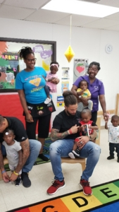 <p> 	May 21, 2019 Sharks Read to ECS- Devin Wilson and Cody Saul spent the morning reading to the kids at the Episcopal Children's Services Northside location.</p>