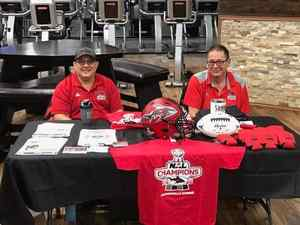 <p> January, 18, 2020, Baileys Health and Fitness - The Jacksonville Sharks were celebrating the grand opening of a new Baileys Health and Fitness location at St. Johns Bluff.</p>