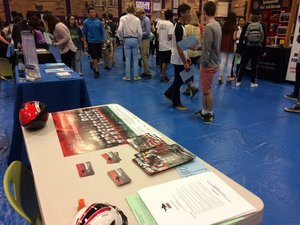 <p> February 9, 2017, Duncan Fletcher High School Career Fair - The Sharks attended the Duncan Fletcher High School Career Fair!</p>