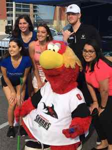 <p> 	March 11, 2020 PGA Store- Chum got to hangout with our Top Golf friends at the St Johns Town Center's PGA Store </p>