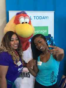 <p> April 27, 2019 Sharks at Florida Blue- The Jacksonville Sharks spent the day with Town Center Florida Blue!</p>