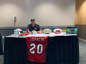 <p> 	October 1, 2019, Sharks at the UNF Career Fair - The Sharks attended the University of North Florida career fair, offering  opportunities to students.</p>