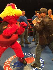 <p> April 16, 2016, Jacksonvile&#39;s Guns and Hoses - Chum and Attack Dance team partnered up with Jacksonvile&#39;s finest for the 2016 Guns and Hoses event to put on a great show at the Veterans Memorial Arena.</p>