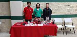 <p> February 18, 2020, Jacksonville University Baseball - The Sharks attended Jacksonville University to show support for the Dolphins as they faced The University of Florida Gators.</p>