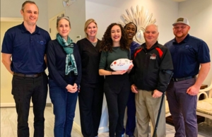 <p> 	February 26, 2020 - ASAP Dental Care - The Sharks paid a visit to our friends and partners at ASAP Dental Care</p>