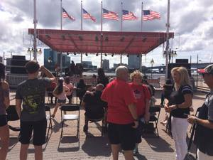 <p> October 22, 2017, Attack Dance Team Finals - Jacksonville Sharks are at the landing for their 2018 Attack Dance Finals Auditions/Fan Event.</p>
