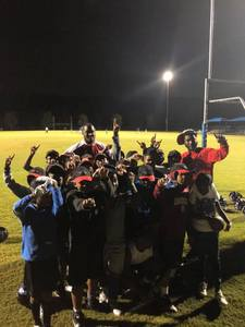 <p> October 25, 2018, Oceanway Sports Association - Sharks players spent the afternoon supporting the Oceanway Sports Association in the northside.</p>
